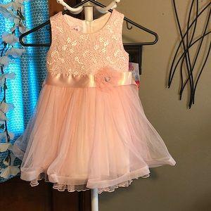 Jessica Ann 2t girl's dress